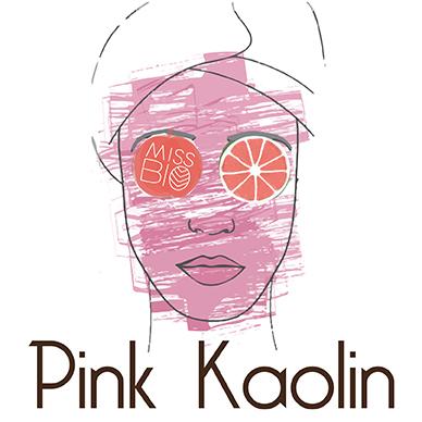 Detox Masker Pink Kaolin voor droge gevoelige huid