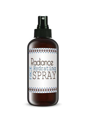 Radiance Lotion Spray