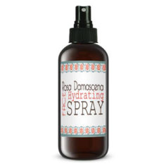 Rosa Damascena Flower Water - Facial Flower Mist Spray