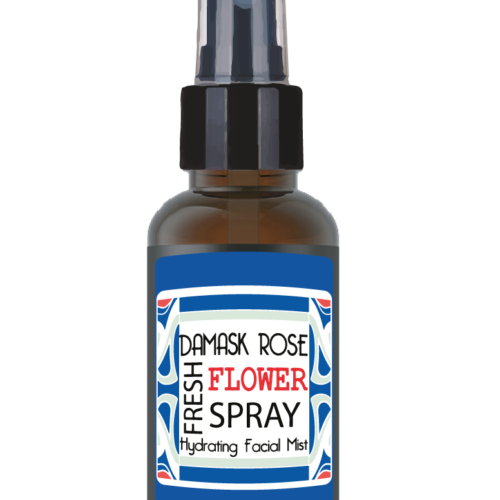 Damask Rose Spray - Rosa Damascena Spray