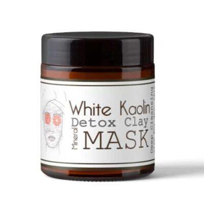 white kaolin - masker iedere huid