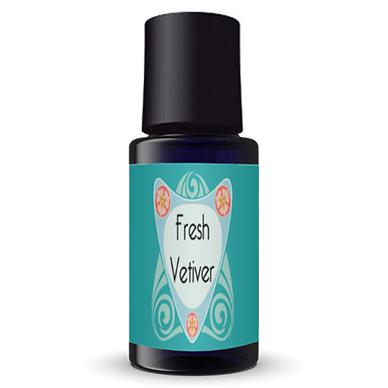 biologisch parfum Fresh Vetiver