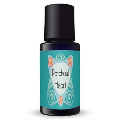biologisch parfum: Patchouli Heart