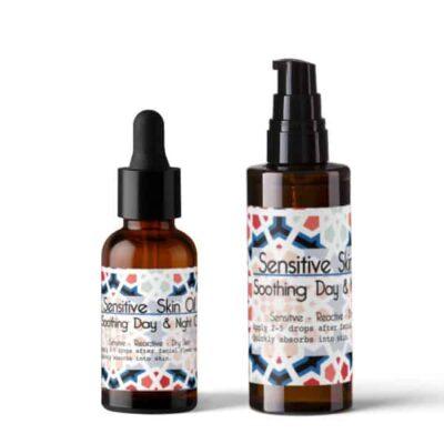 Sensitive skin oil - biologisch serum voor de gevoelige huid