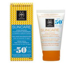 zonnecreme spf 50 gevoelige huid