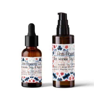 Anti Ageing Gezichtsolie - Anti wrinkle oil