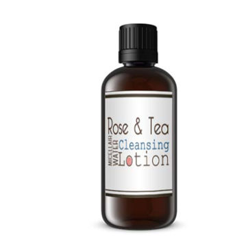 Rose Tea micellair biologische make up remover