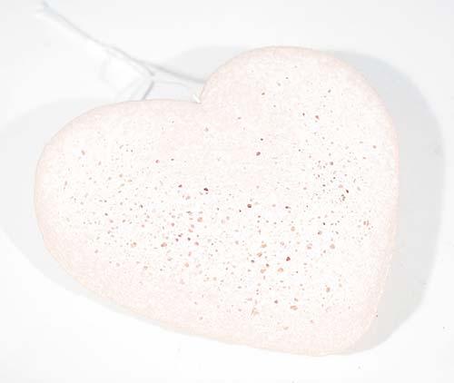 konjac spons classic pure white hart