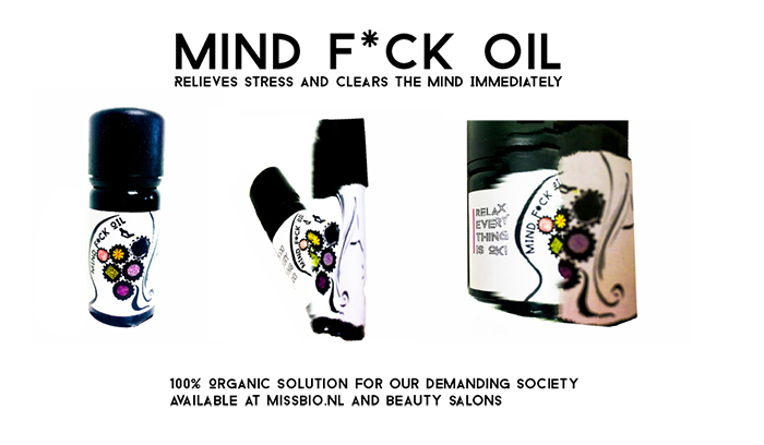 Mind Fuck Oil