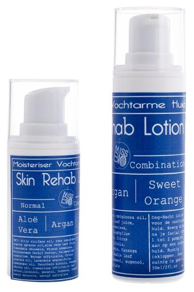 skin rehab moisterizer voor vochtarme huid