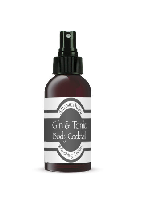 in & tonic body cocktail body lotion