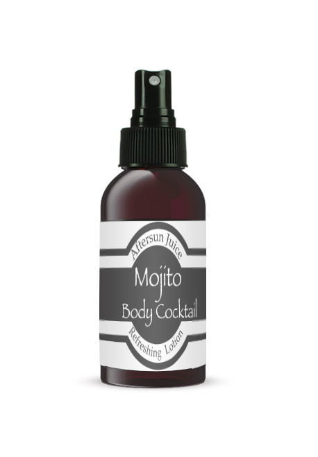 Mojito body cocktail bodylotion
