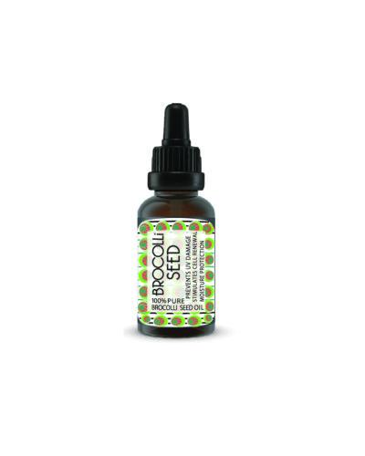 Brocolli Seed Oil - Broccolizaad olie