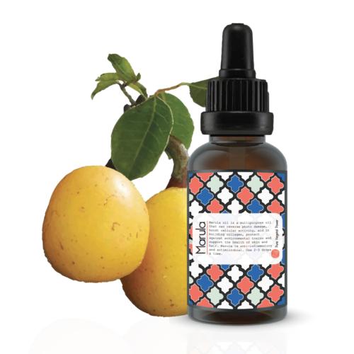 marula olie - vitamine C olie