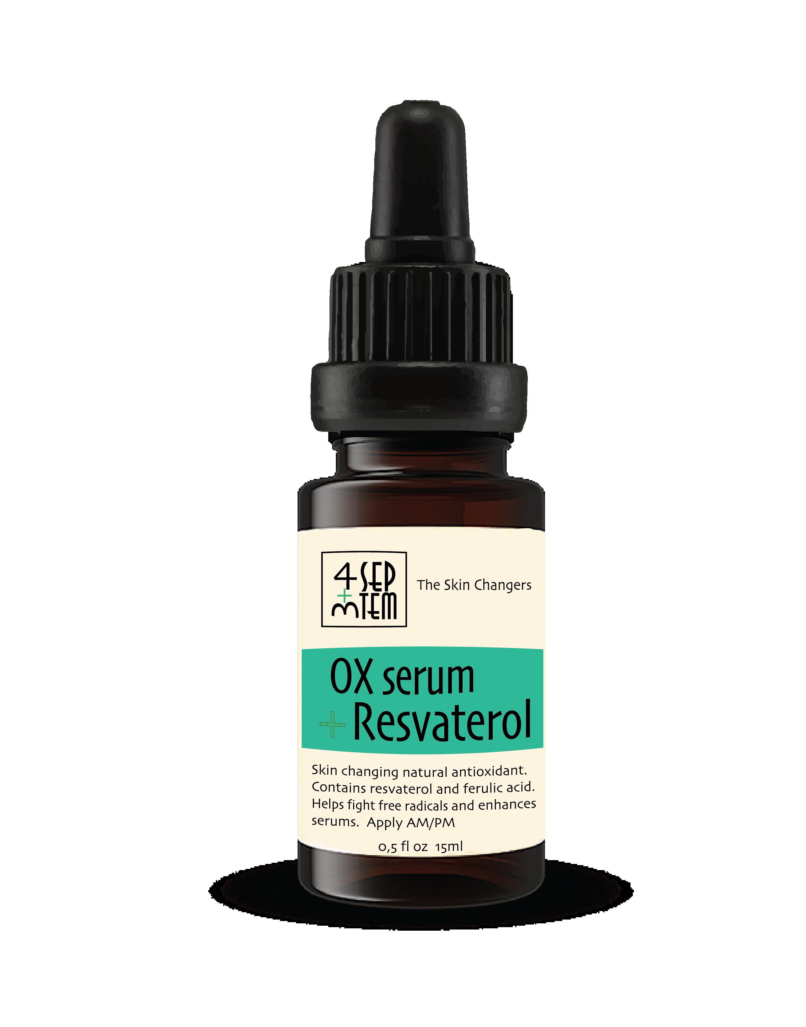 Septem Ox Regenerative serum