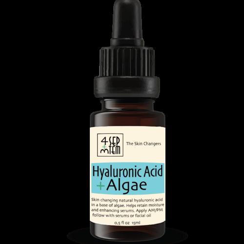 hyaluronic acid op algenbasis