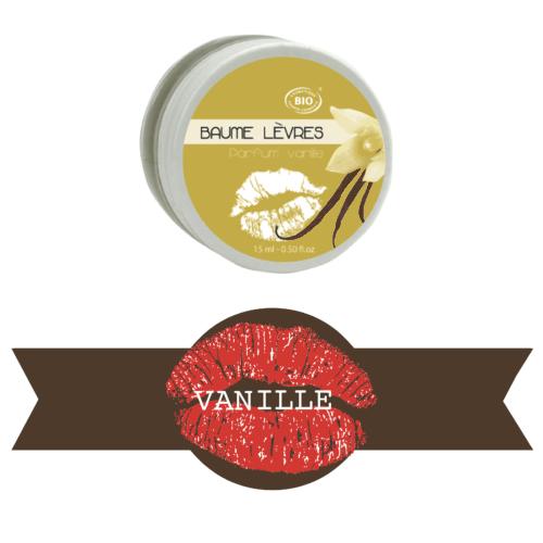 Vanille Lip Balm