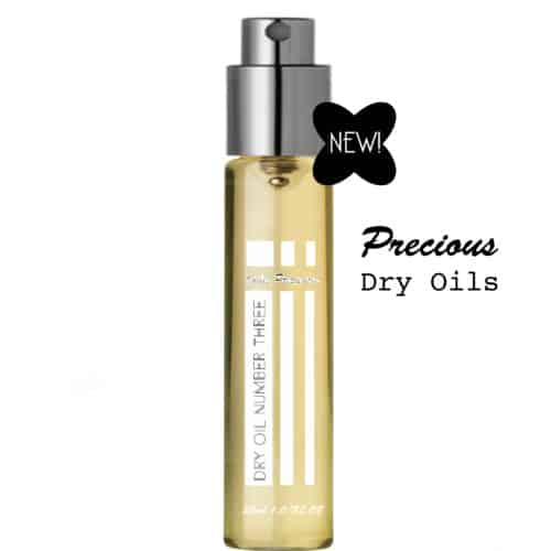 dry oil - facial oil for combi en vette huid