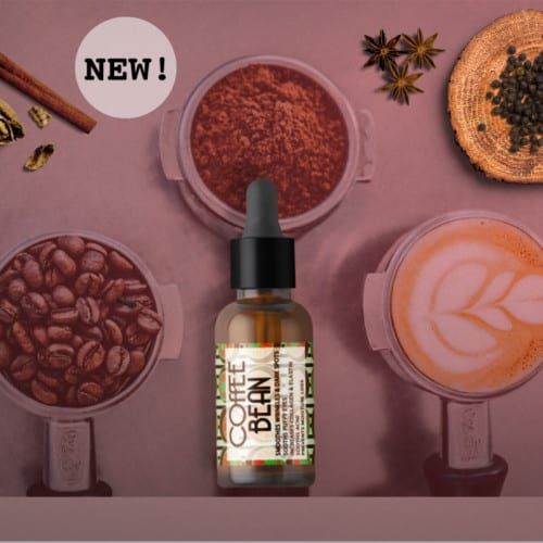 koffie olie - coffee bean oil