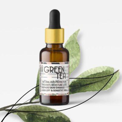 thee extract - groene thee - green tea